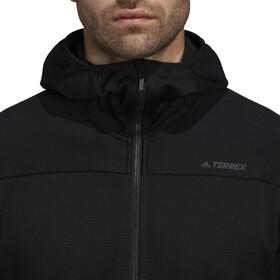adidas TERREX Stockhorn Kurtka Mężczyźni, black